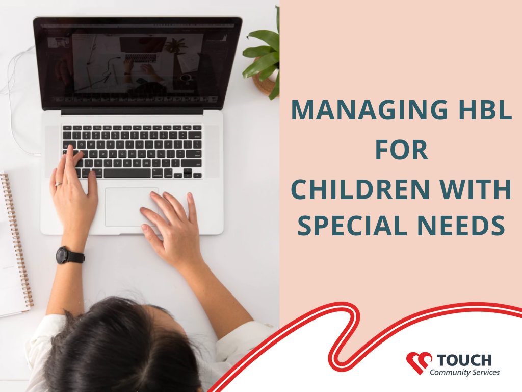 Managing Home-based Learning for Children with Special Needs