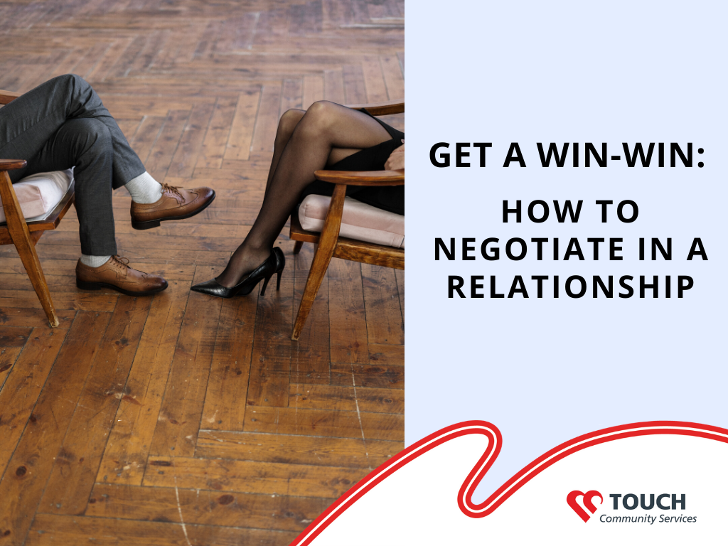 Negotiating in a Relationship