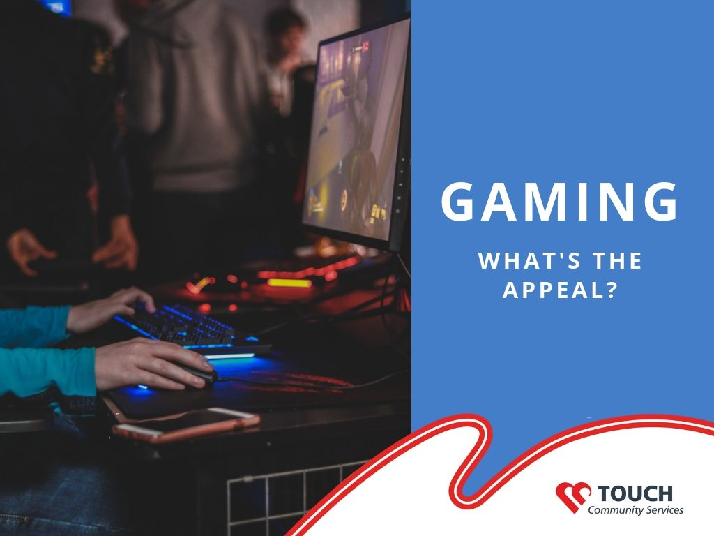 The Gaming Appeal