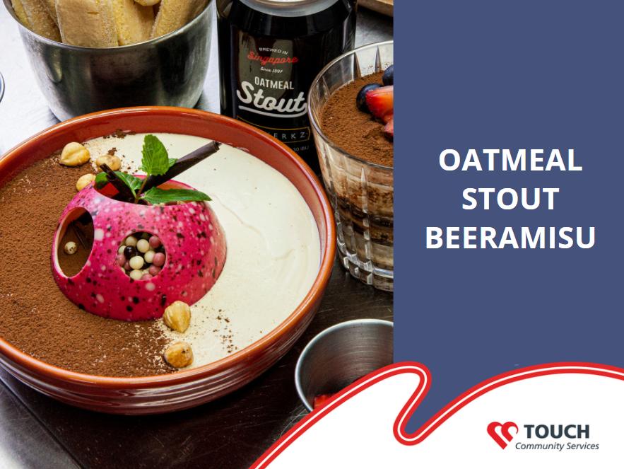 Oatmeal Stout Beeramisu
