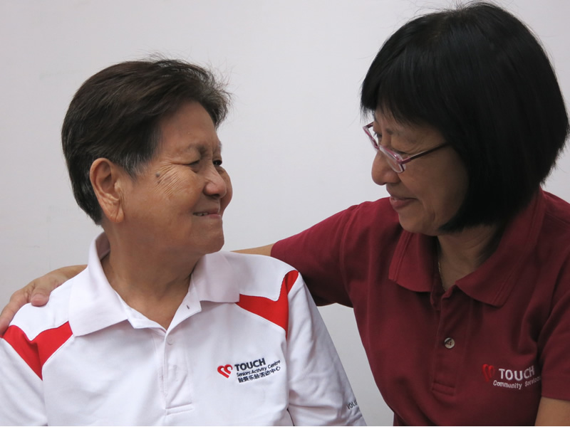 Support Seniors To Age With Grace And Dignity