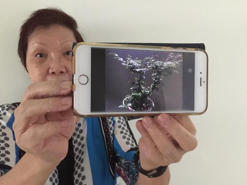 Exploring life and art - virtually!
