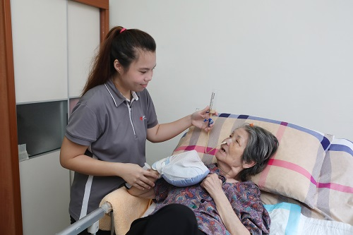 Supporting the needs of caregivers