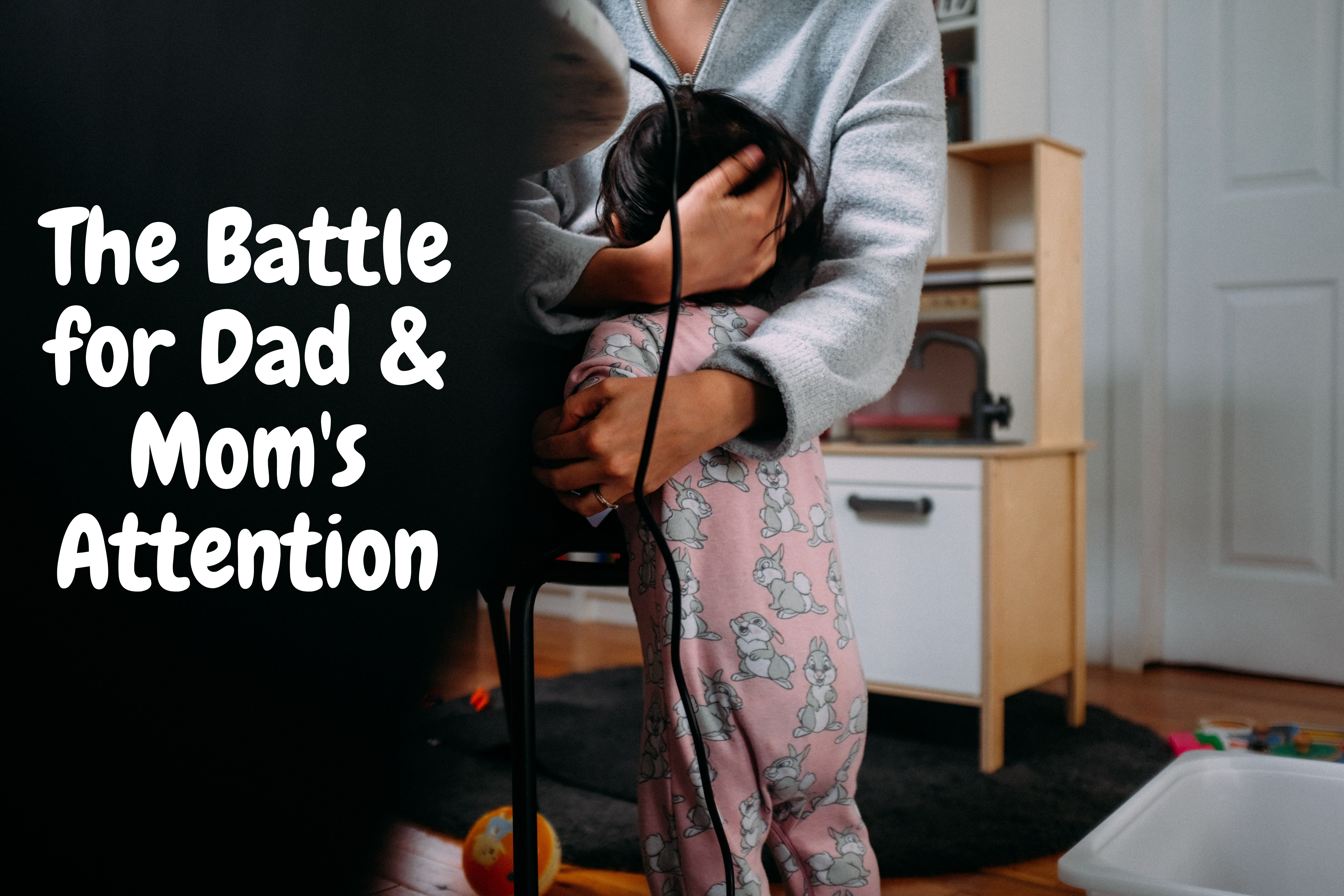 Working from Home vs Home-based Learning: The Battle for Dad and Mom's Attention