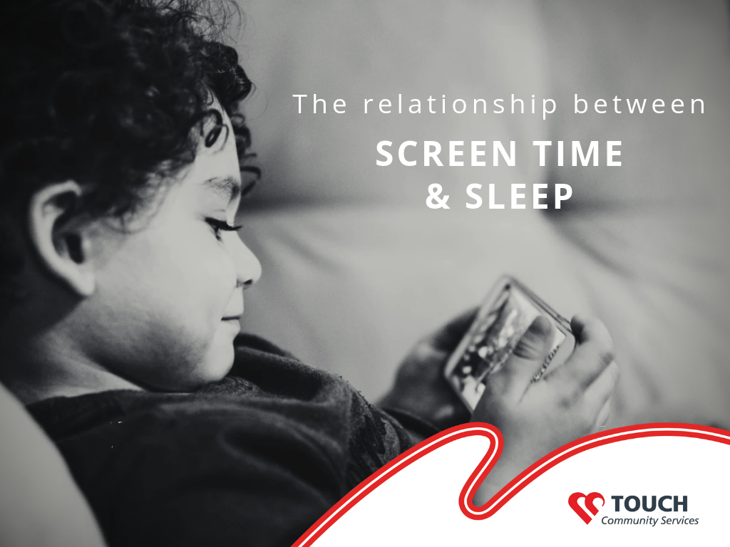 Effects of Screen Time on Your Child's Sleep