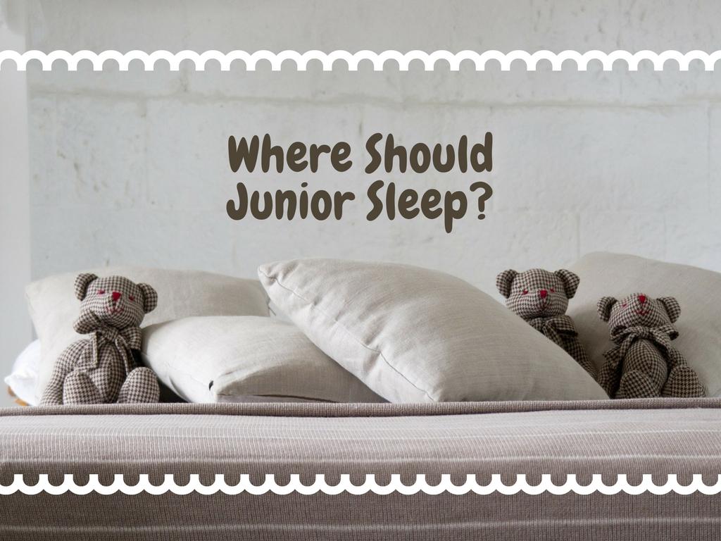 Should Junior Bunk In The Master Bedroom?