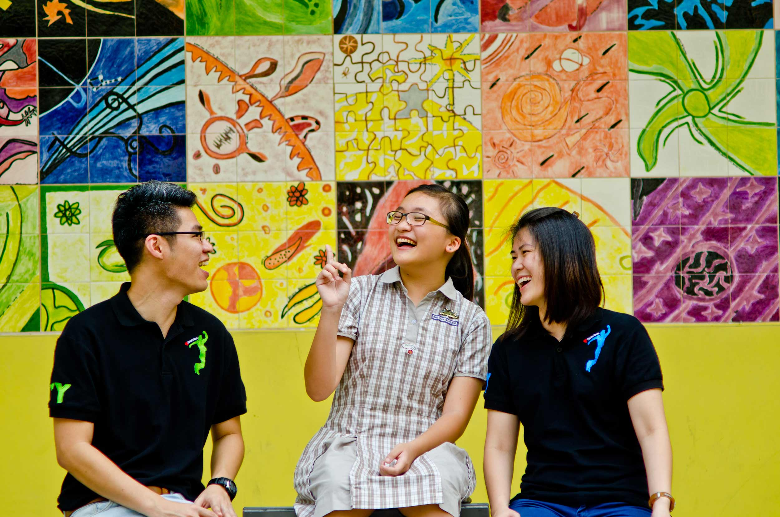 Developing Youths, Harnessing Potential