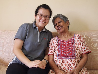 Ageing well in community